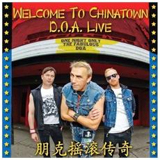 D. O. A. - Welcome To Chinatown: Doa Live (2 Lp)