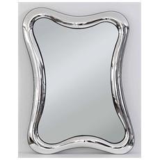 Sedia Tessuto Bianco - Imballo N. 6pezzi