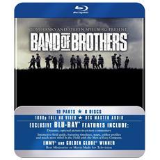 Band Of Brothers - Complete Season (6 Blu-Ray) [ Edizione: Regno Unito]