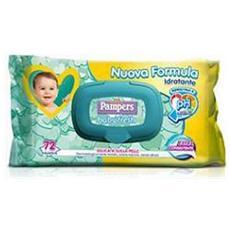 Salviette Detergenti Baby Fresh X 72