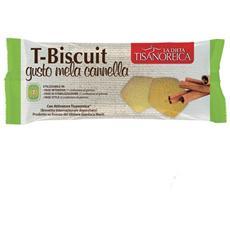 Tisanoreica Vita T-biscuit Al Gusto Di Mela E Cannella 50g