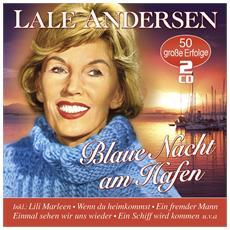 Lale Andersen - Blaue Nacht Am Hafen (2 Cd)