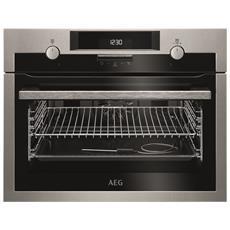 AEG - Forno Multifunzione SenseCook KEE542020M Capacità 43 Litri Colore Inox...