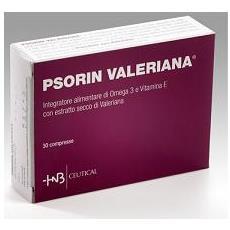 Psorin Valeriana 30 Cpr