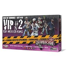 STR7115 Zombicide: Box of Zombies - VIP#2