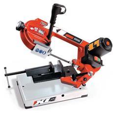 Segatrice a nastro per ferro e legno da 850 W