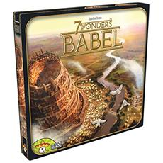7 Wonders Espansione Babel