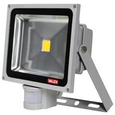Proiettore Led 30w Luce Fredda Sensore