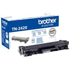 BROTHER - Toner originale TN-2420 colore Nero Stampa fino a...