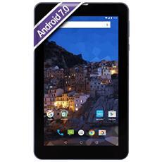 "Tablet Pluri B7, 7"""" Ips, Quad Core Mt8321 1.3ghz, 1gb Ram, 16gb, 3g, 1280x720, Android 7.0"