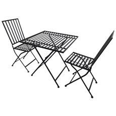 Set Tavolo Sedie Giardino Plastica.Set Tavoli Da Giardino Con Sedie Prezzi E Offerte Eprice