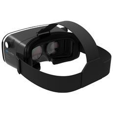 COO-VR3D-01 Visore collegato allo smartphone 680g Nero Visore