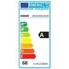 L 58 W / 827 58W G13 A lampada fluorescente