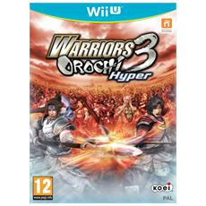 WiiU - Warriors Orochi 3 Hyper