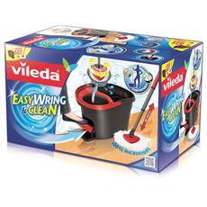 Sistema Lavapavimenti Easy Wring & Clean con Strizzatore Power a Pedale