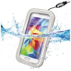 Custodia Waterproof per Galaxy S4 - Bianco