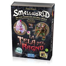 Smallworld Espansione: La Tela del Ragno