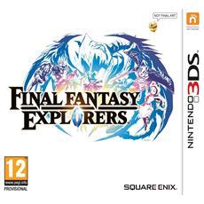 N3DS - Final Fantasy Explorers