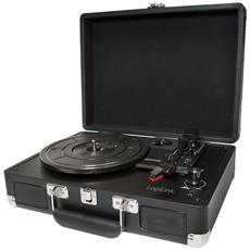 UA0270 Belt-drive audio turntable Nero piatto audio