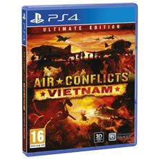 Air Conflicts: Vietnam Ultimate Edition, PS4, PlayStation 4, Simulazione, T (Teen)