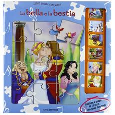 Libro puzzle con suoni