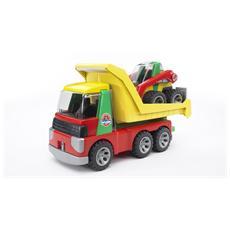 Roadmax Camion con Ruspa