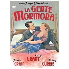 Dvd Gente Mormora (la)