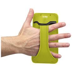 """Custodia Universale per Smartphone fino a 5"""" Colore Giallo"""