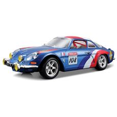 DieCast 1:24 Auto Alpine Renault A110 1600S (Sogg. casuale) 22022