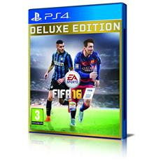 ELECTRONIC ARTS - PS4 - Fifa 16 Deluxe Edition