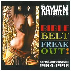 Raymen (The) - Bible Belt Freak Out