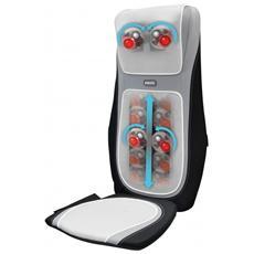 MCS-1600H-EU Sedile massaggiante Shiatsu 2in1 Schiena / Collo