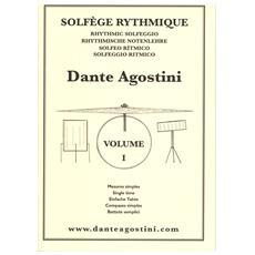 Solfeggio Ritmico - Dante Agostini