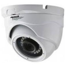 Vs-ahvd10-076 Ahd Dome 2.4mp 2.8-12mm Osd Utc Wdr Ir 30m Ip66 - Colore Bianco