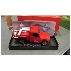 4835 Peugeot P4 Haute Savoie Pompier 1/43 Modellino