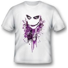 T-Shirt Joker Purple S