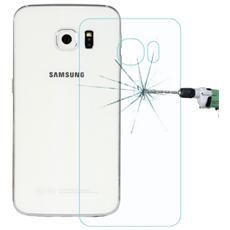 Pellicola Protezione Vetro Temperato Posteriore Samsung S6 G920 S6 Edge G925