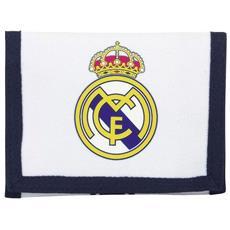 Portafoglio A Strappo Real Madrid Idea Regalo Tifosi Calcio Ps 06087