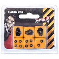 STR7105 Zombicide - Yellow Dice