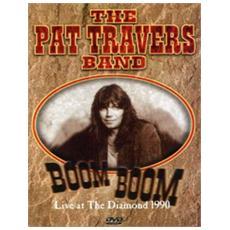 Dvd Pat Travers Band (the) - Boom Boom