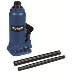 BT-HJ 5000 Cricchetto a Bottiglia Portata 5000 Kg Colore Blu