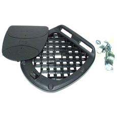 Piastra Universale Per Valigie Monolock+ Kit Viti Fissaggio 2 Tipo