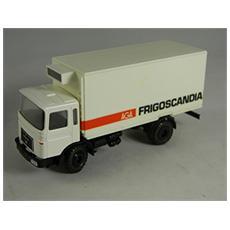 3138 Man Refrigerator Truck 1/50 Autocar. Modellino