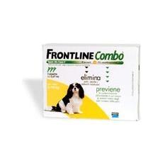 Frontline Combo Cani Piccoli 2-10kg 3x0,67ml