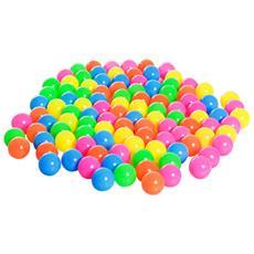 Set di 100 palline da gioco colorate per bambini Diamentro 5cm