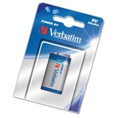 Batterie 9V Alkaline 1pack