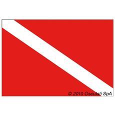 Bandiera sub 30 x 45 cm