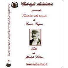 Sandokan alla riscossa. Audiolibro. 2 CD Audio formato MP3