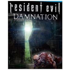 Dvd Resident Evil - Damnation