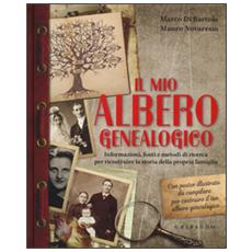 Il mio albero genealogico. Informazioni, fonti e metodi di ricerca per ricostruire la storia della propria famiglia. Con poster